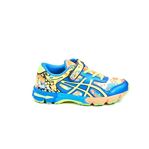 Junior Shoes GEL-NOOSA TRI 11 PS SAFETY YELLOW / GREEN GECKO / ELECTRIC BLUE 16/17 Asics