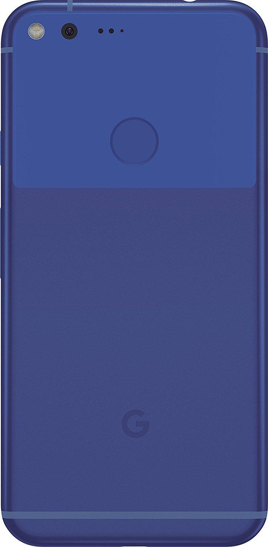 Google Pixel GSM Unlocked (Renewed) (Blue, 32GB)