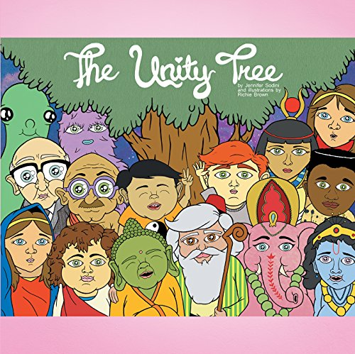 The Unity Tree: A Whimsical Muse on Cosmic