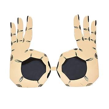 Amazon.com: Moiom - Gafas de sol unisex para cosplay, talla ...