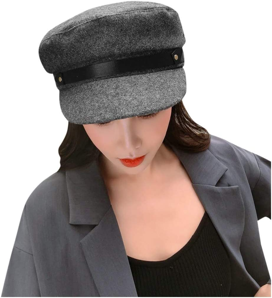 Women Newsboy Caps With...