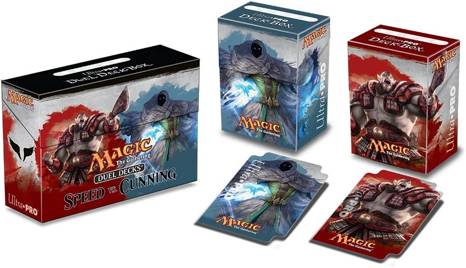 Goblin Duel Deck Box Ultra Pro Magic the Gathering Merfolk vs