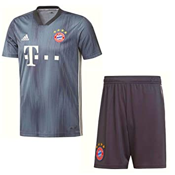 new product release info on super quality adidas FC Bayern München Fußball Set 3rd Ausweichset FCB ...