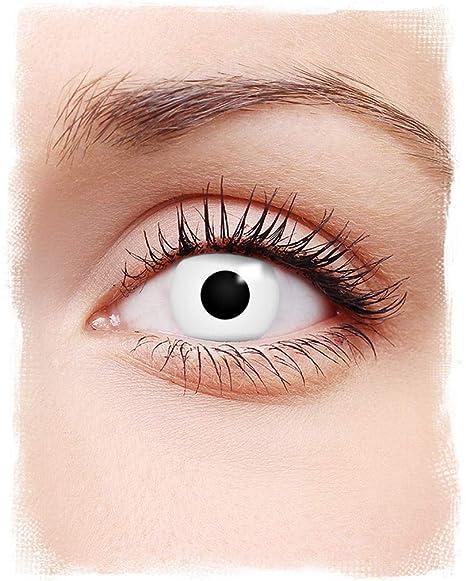 6d0456ff63 Zombie Lentes de contacto blancos: Amazon.es: Salud y cuidado personal