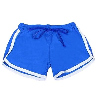 ROPALIA Short de Sport rétro pour Femme.  Amazon.fr  Vêtements et  accessoires 5588f95be4b