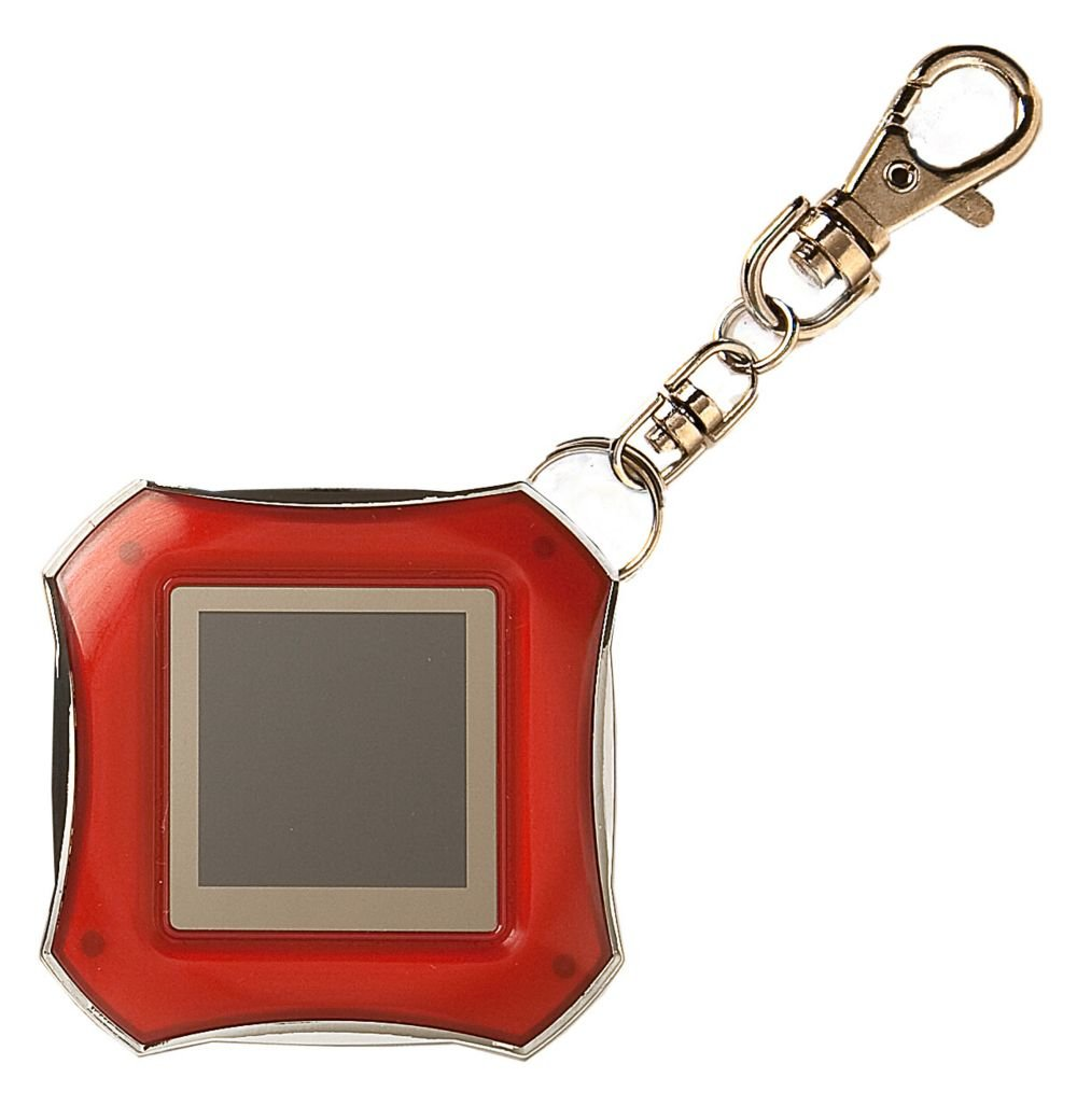 Philips Digital Photo Keychain - 1.5'' LCD Screen - SPF1002R/G7 - Brick Red by Philips (Image #1)