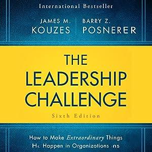 The Leadership Challenge Sixth Edition Audiobook
