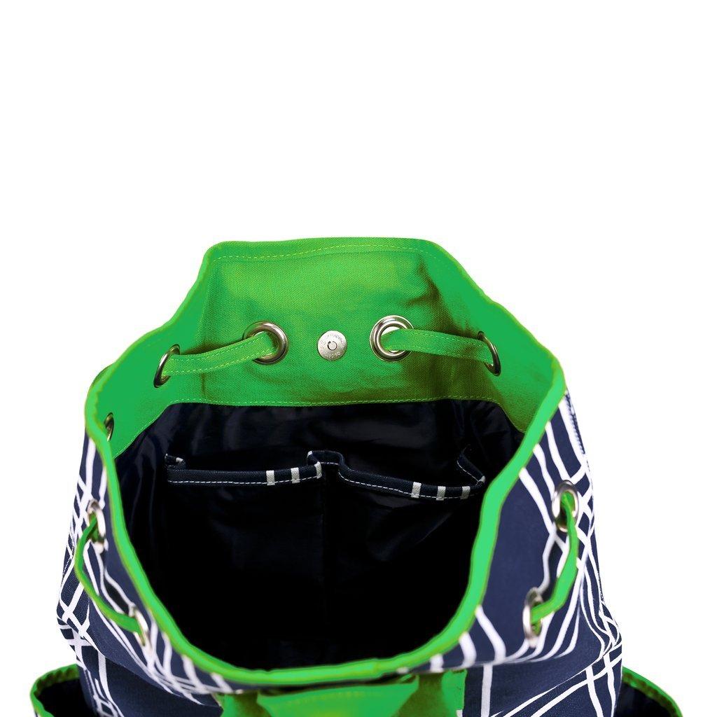 Ame & Lulu Parker Plaid Kingsley Tennis Backpack by Ame & Lulu (Image #3)