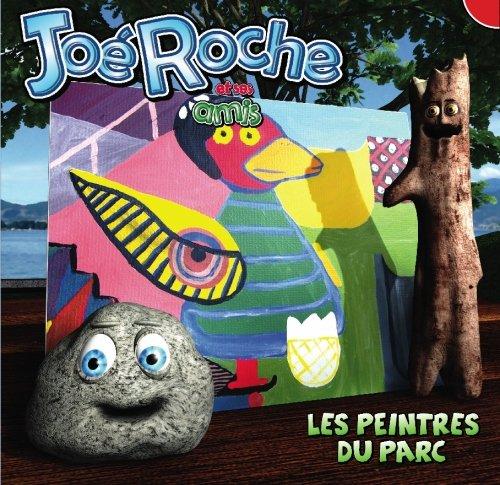 Read Online Les peintres du parc - French Level Three (French Edition) PDF