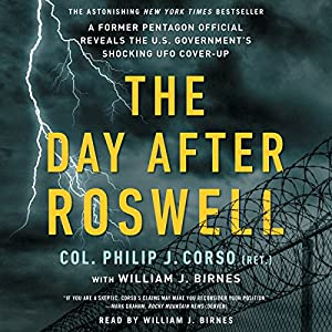 The Day After Roswell Audiobook