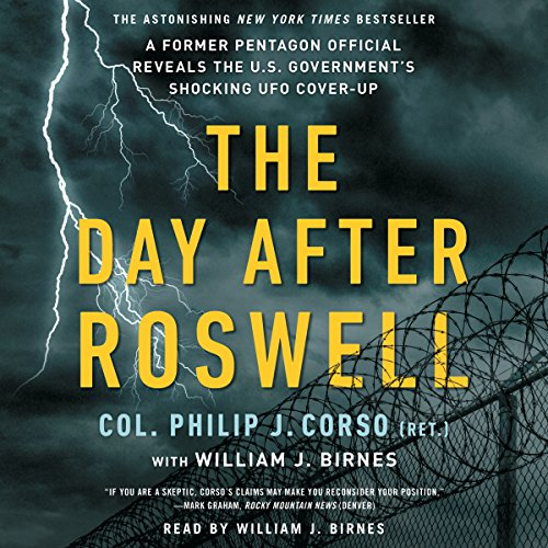 The Day After Roswell cover