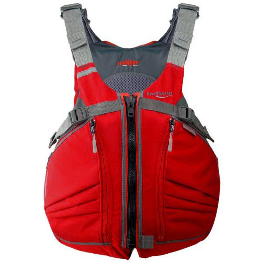 ファッションの Stohlquist(ストールクイスト) レッド TREKKER トレッカー (Universal) Fireball Red B006LJQTTU レッド ライフジャケット Fireball B006LJQTTU, アツタムラ:d3dc1aa4 --- a0267596.xsph.ru