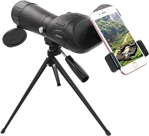 PLMO 20-60x60 Lente Zoom para Todos Smartphone Telescopio ...