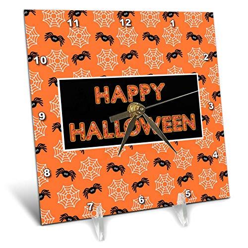 3dRose Beverly Turner Halloween Design - Happy Halloween