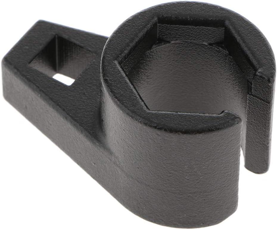 non-brand 22mm Lambda Sauerstoff Sensor Schraubenschl/üssel Offset Entfernung Buchse aus Metall