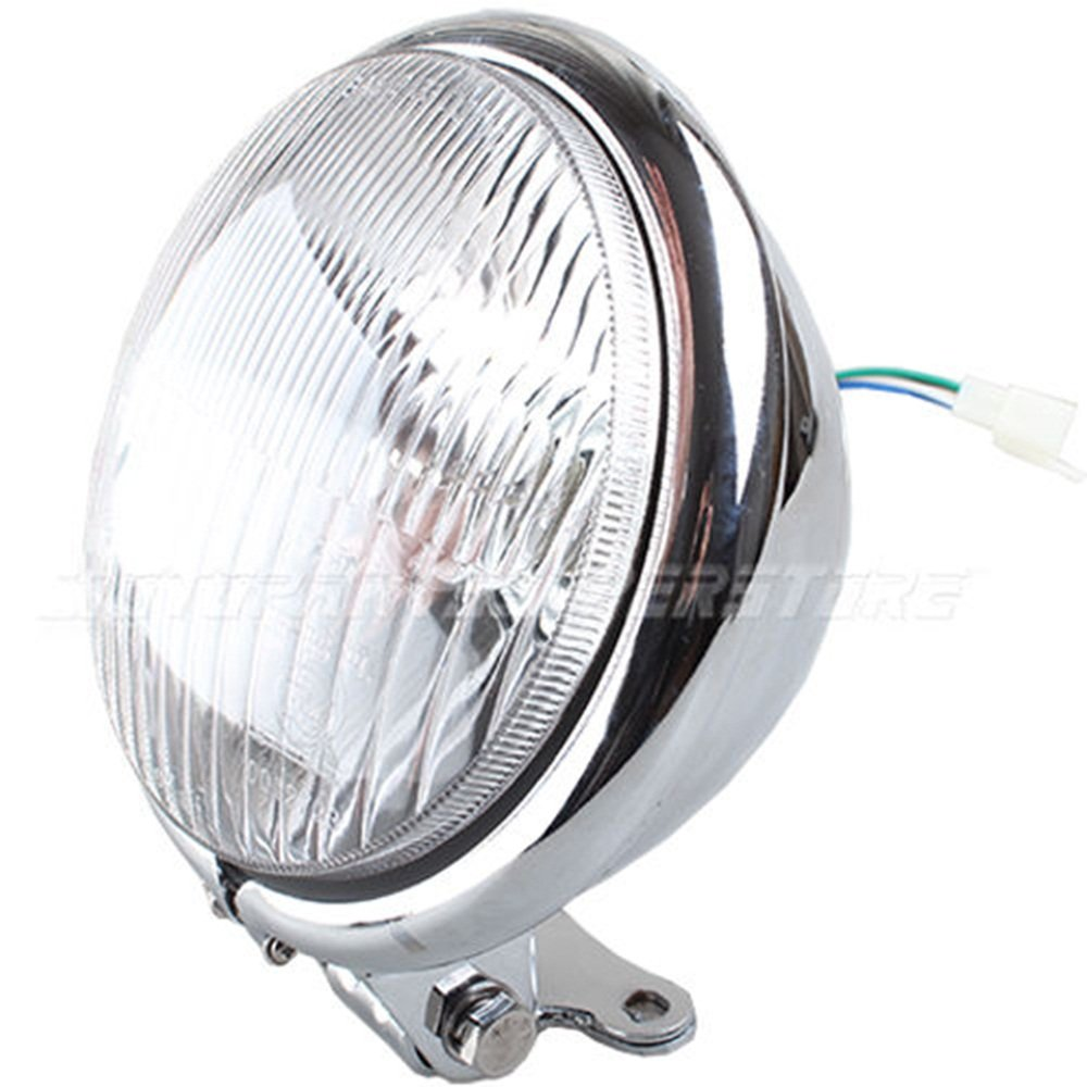 scooter Headlight Assembly for GY6 50cc & 150cc