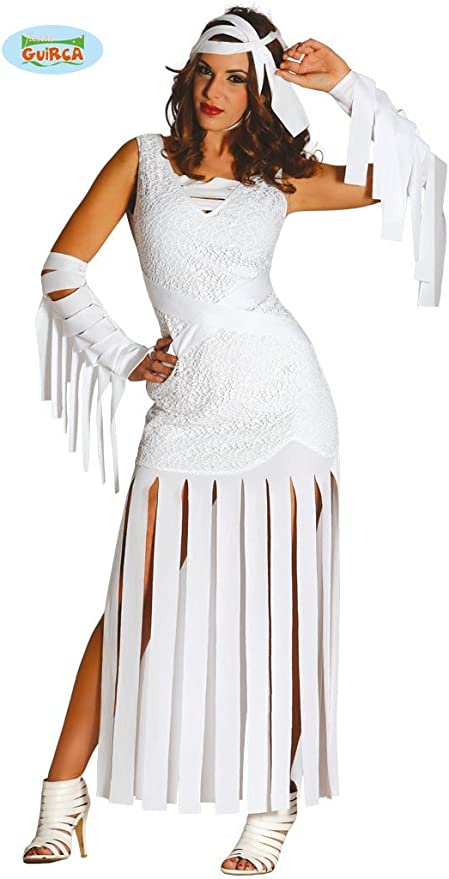 Disfraz de Momia adulta (talla M): Amazon.es: Juguetes y juegos
