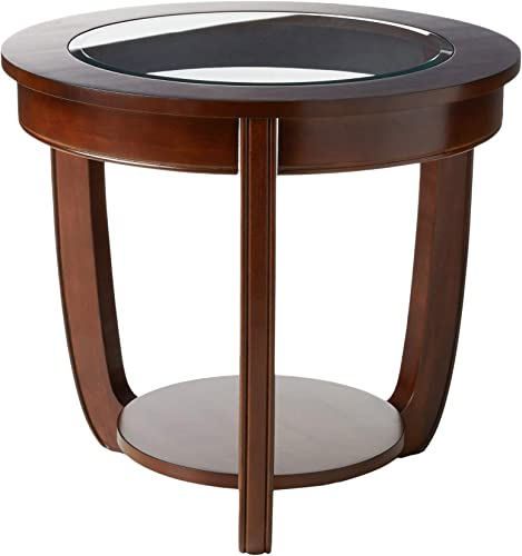 Furniture of America Byrnee End Table