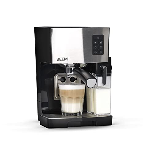 Beem Espresso Perfect Máquina de espresso (con Italiano profesional de Bomba y espumador de leche