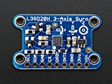 Adafruit (PID 1032) L3GD20H Triple-Axis Gyro Breakout Board - L3GD20/L3G4200 Upgrade - L3GD20H