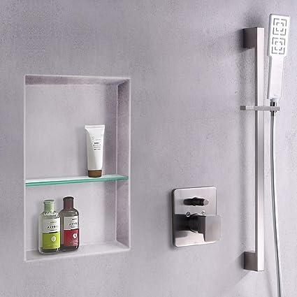 Dawn Nigs1303 Glass Support Plate For Shower Niche Amazon Com