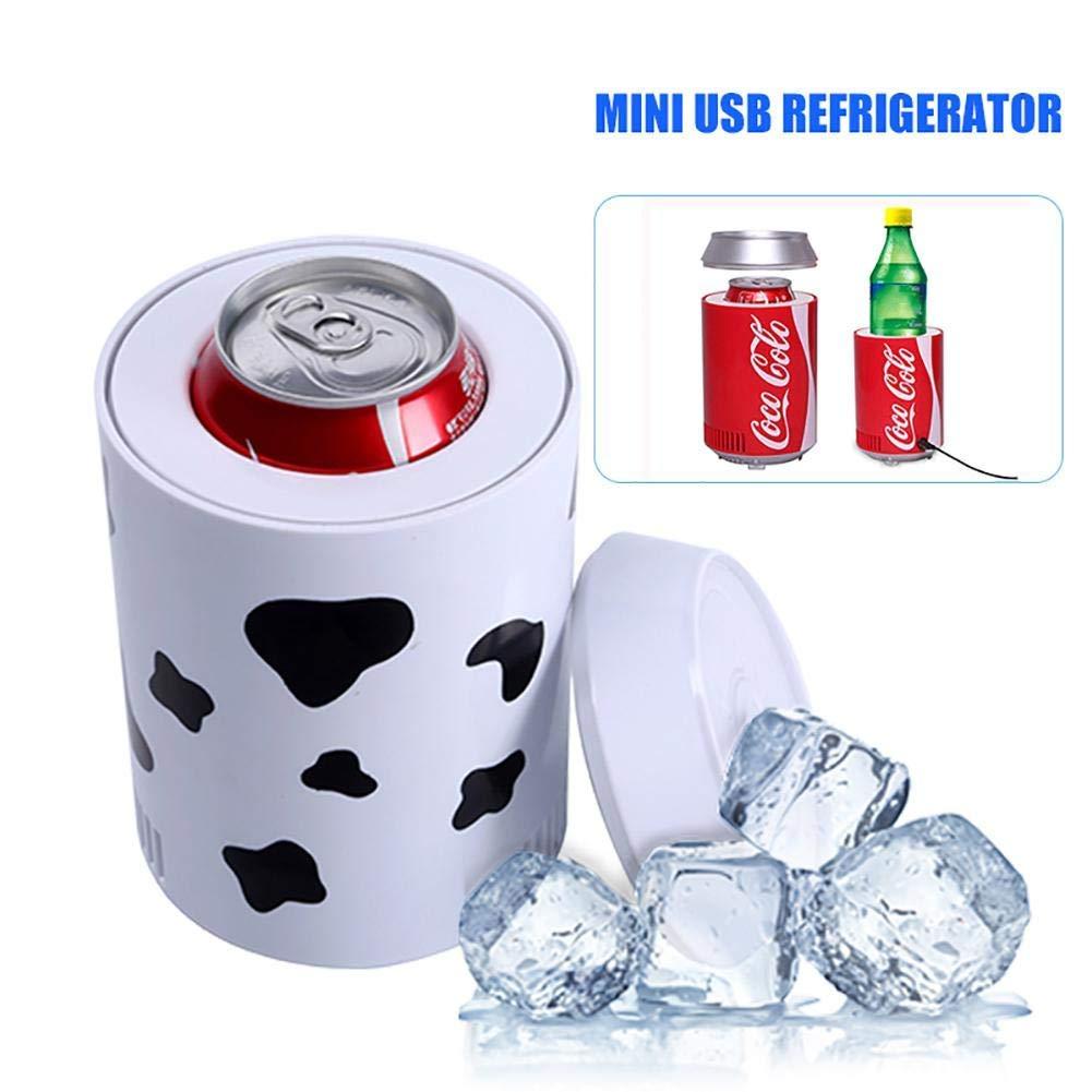 Mini USB frigorífico Nevera portátil para Coche, Coca-Cola Bebe ...