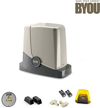 Conjunto de puerta corredera Byou by Benincà: Amazon.es: Electrónica