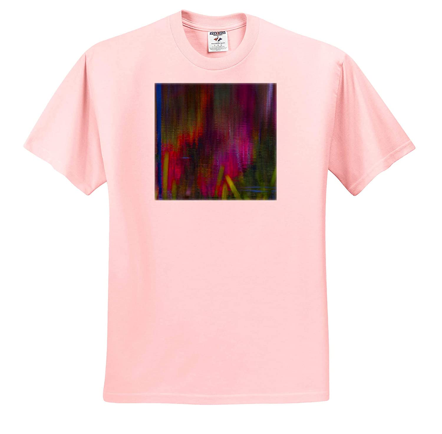 Reflections of Leaves on The Pond 3dRose Danita Delimont - Adult T-Shirt XL Abstract Pattern Abstracts ts/_310385
