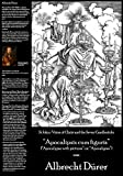 "Albrecht Durer - St John's Vision of Christ and the Seven Candlesticks (Fine Art Print on 11.7"" x 16.5'' Sheet)"