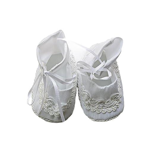 eb399027ce2ae Grahmart G003 Christening/Baptism Shoes Baby Girl