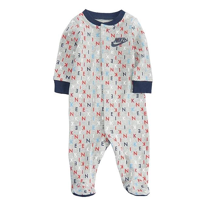 8e9486a94 Nike - Funda para bebé niño con Estampado de pies