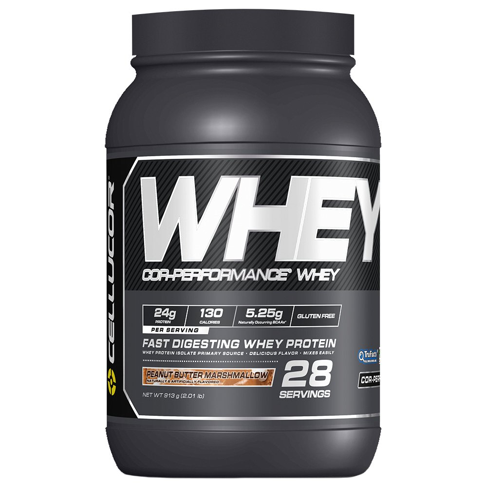Amazon Cellucor Whey Protein Isolate Concentrate Blend Powder