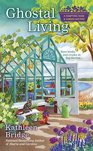 book cover of Ghostal Living