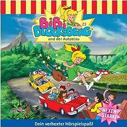 Bibi und der Autostau (Bibi Blocksberg 23)