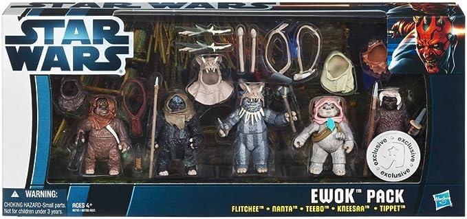 Star Wars Ewok Pilot Pack Action Figure: Amazon.es: Juguetes y juegos