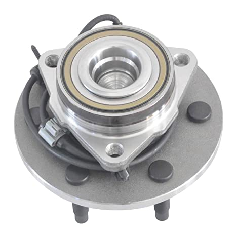 Bearings & Seals 2002 For GMC Sierra 2500 SLE Front Wheel Bearing and Hub Assembly x 1 Note: 8 Stud Hub; 4WD