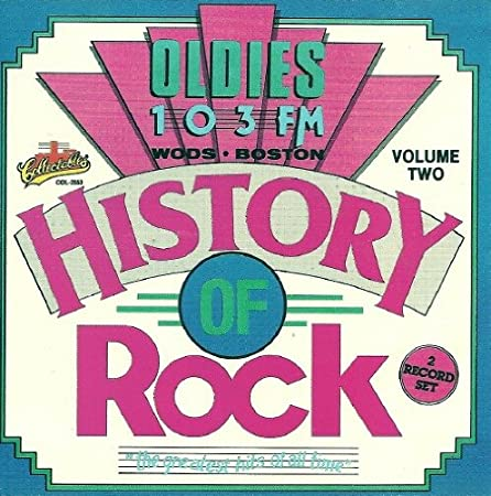 Vol. 2-History of Rock