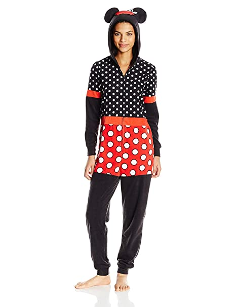 Amazon.com: Disney traje enterizo clásico de Minnie ...