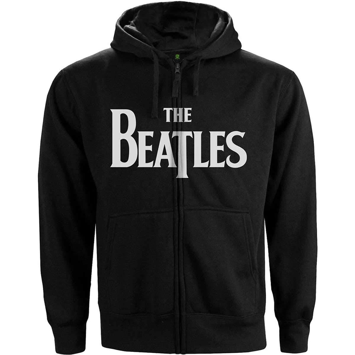 Felpa con cappuccio ufficiale dei Beatles   boohoo