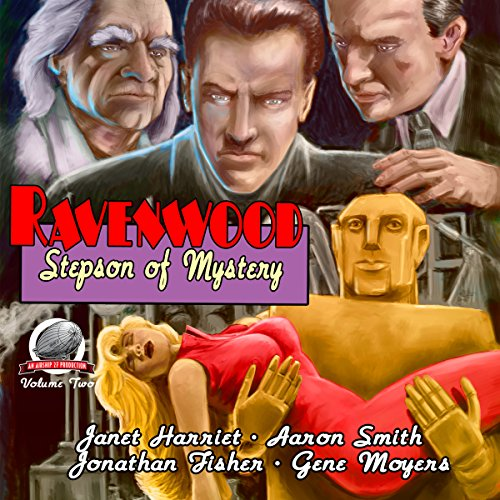 Ravenwood, Stepson of Mystery, Volume 2