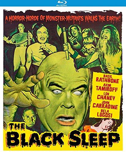 The Black Sleep (1956) [Blu-ray] -