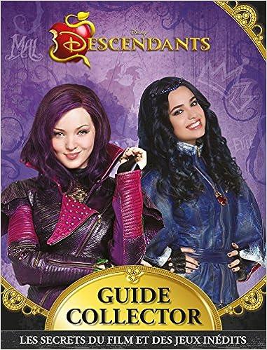Lire Guide collector - Descendants pdf