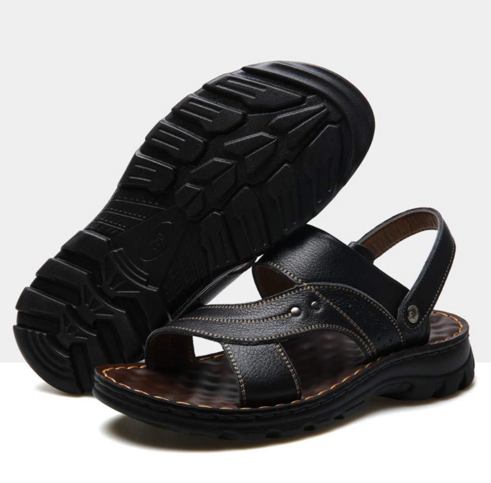 Calzado Casual De Playa Zapatillas Transpirables YYAMO Sandalias De Verano para Hombres Zapatillas Deportivas Y De Exterior.