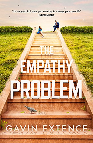 Book cover from The Empathy Problem by Chloe Benjamin