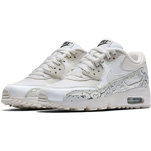 2air max 90 leather bianche