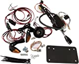 61nKAvLeV4L._AC_UL160_SR160160_ amazon com pro one perf mfg wiring harness w dash sw 400909 pro one wiring harness kit instructions at bakdesigns.co