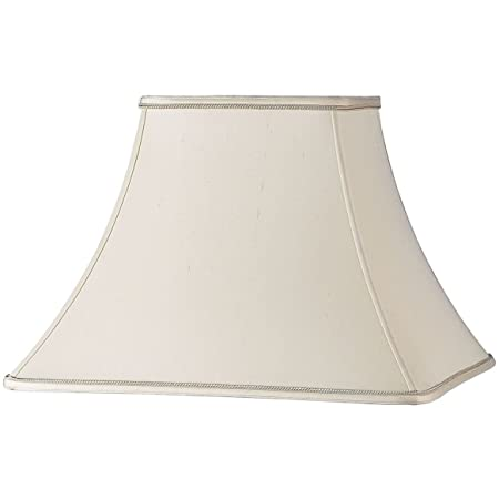 Endon lighting chanel lamp shade square silk ivory 16 inch endon lighting chanel lamp shade square silk ivory 16 inch mozeypictures Images