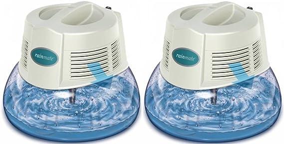 2 Nuevo Rainbow Rainmate il purificador de Aire ambientador habitación Aromatizer Asma/Alergias: Amazon.es: Hogar