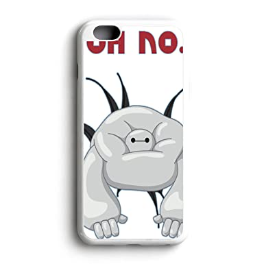 on sale e2ad5 6223e Big Hero 6 Baymax Oh No Am Iphone 6 Case Fit For Iphone 6 Rubber ...