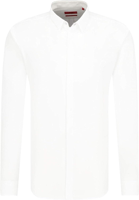 HUGO Boss Ero3 50416147 - Camiseta de Manga Larga (Extra Fina ...